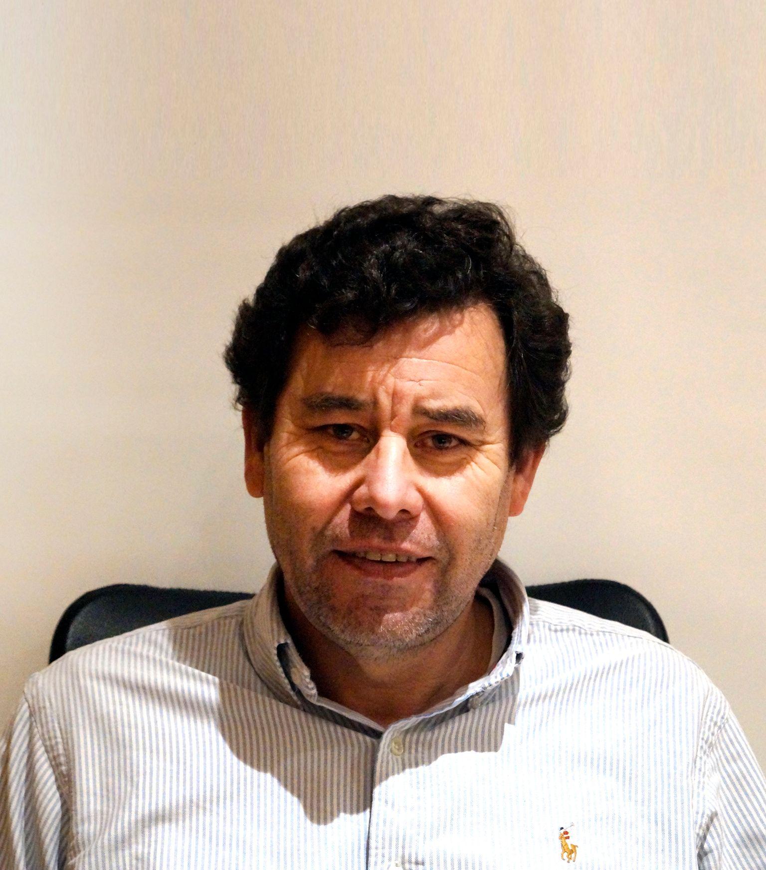 Gonzalo Benítez Muñoz